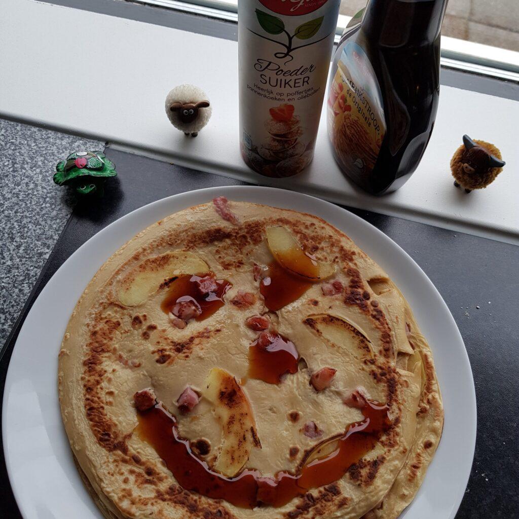 Recept: Havermout pannenkoeken