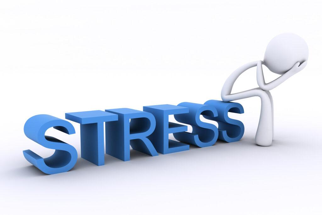 Gastblog: Stress Deel 1