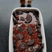 Recept: Chocolade Oreo taart