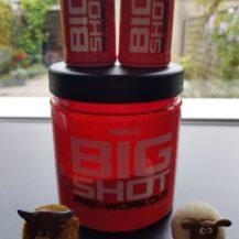 Review: Big Shot pre-workout van Prozis
