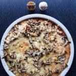 Recept: Quiche met prei, ui en champignons