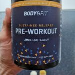 Review: Sustained Release Pre-Workout van Body&Fit