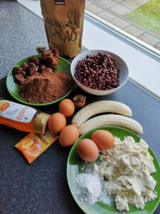 Foto van ingrediënten van het recept