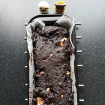 Recept: Zwarte Bonen Brownie met dadels en whey