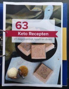 Op deze foto zie je een bonus van de Keto Revolutie