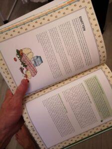 Op deze afbeelding zie je een pagina van het hoofdstuk eiwitten uit het boek FitChef