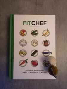 de voorkant van het boek FitChef