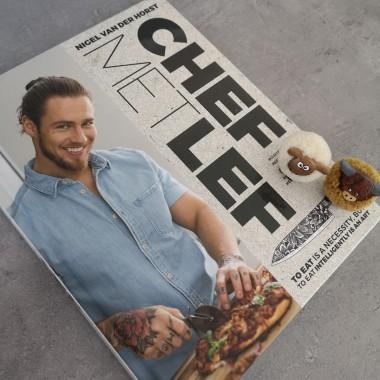 Review: Chef met lef van Nigel van der Horst
