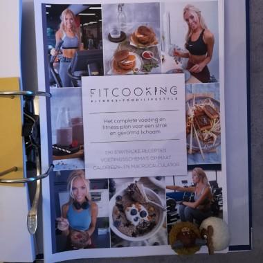 Review: Fitcooking editie 2 van Veerle
