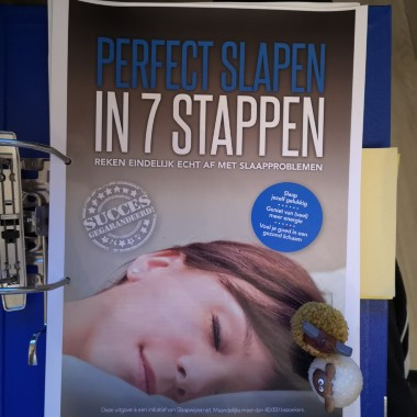 Review: Perfect Slapen in 7 stappen van William van der Klaauw