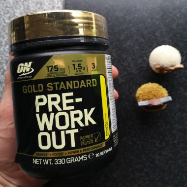 Review: Gold Standard Pre-Workout van Optimum Nutrition
