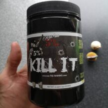 Review: Kill It pre-workout van Rich Piana 5% Nutrition