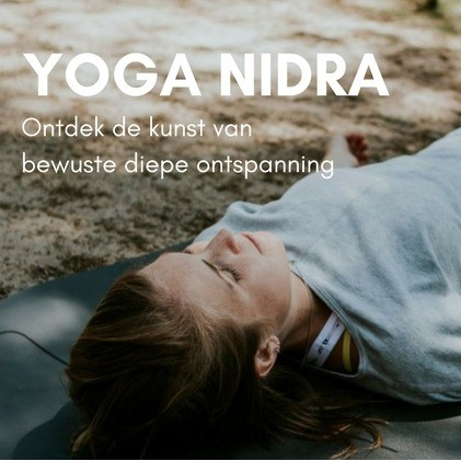 Review: Yoga Nidra – Happy with Yoga: Pure Ontspanning?