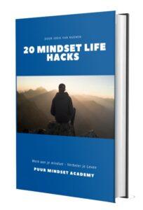 Op deze foto zien we bonus 2 van het Word de beste versie van jezelf e-book over mindset lifehacks