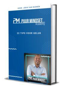 Op deze foto zien we bonus 1 van het Word de beste versie van jezelf e-book over 22 tips voor geluk