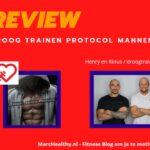 Review: Droog Trainen Protocol Mannen van Droog Trainen Academie (2021)