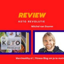 Review: Keto Revolutie van Mitchel van Duuren + Ervaringen (2021)