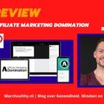 Affiliate Marketing Domination Review van Robert Janssen & Ervaringen + Kortingscode (2021)