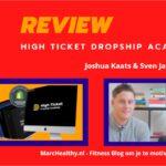 High Ticket Dropship Academy Review van Joshua Kaats + Ervaringen (2021)
