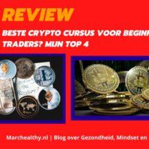Beste crypto cursus voor beginners en traders? Mijn Top 4 (2021)