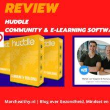 Huddle Review van IMU (Tonny Loorbach): Ervaringen + Voorbeelden Community Software (2021)